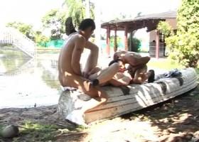 Diego, Felipe, & Andres
