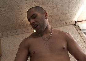 Latinos Rafael and Lui Fucking Bareback