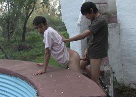 Antonio and Erick