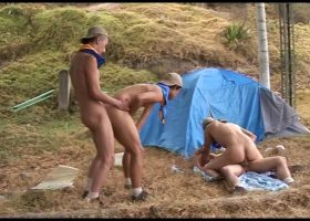 Barebacking Latin Twink Sex Orgy