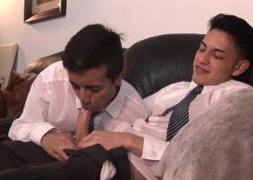 Santiago and Mirko