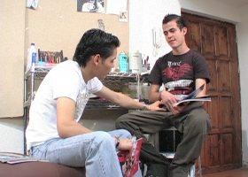 Damian and Alan