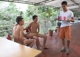 Eduardo, Alfredo, Jesid and Walter