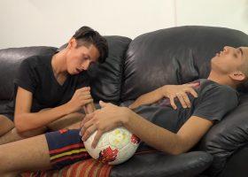 Fabrice and Dimitri