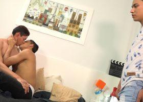 Giorgio,Colin and Evan