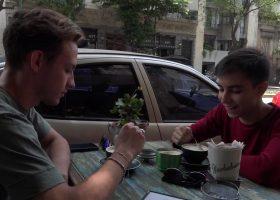 David and Italo