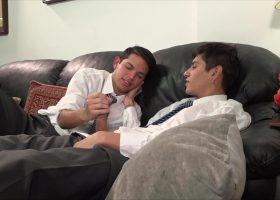 Julien and Allen