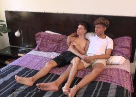 Cesar and Noah
