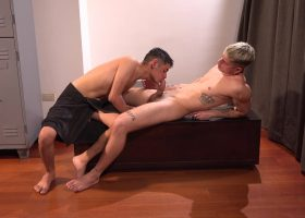 Andreas and Gil
