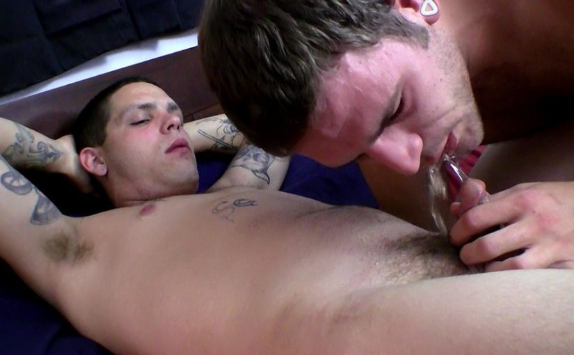 Straight Boy Drac's First Fuck! – Drac and Welsey