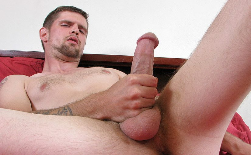 A Hung Two-Handed Jack Off – Nolan