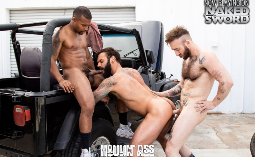 Haulin' Ass – Raging Stallion Studios